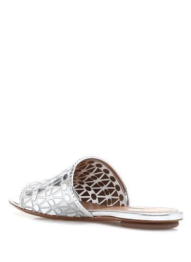 Alaia Terlik Gümüş